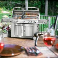 Charcoal BBQ Grills Vs Natural Gas BBQ Grills